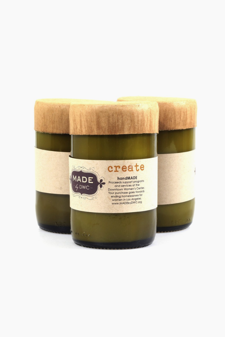 Guiding Principle Soy Candle - Made By DWC — Dazey LA - Feminist Holiday Gifts That Empower Women on The Good Trade