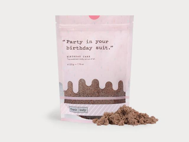 Birthday Cake Scrub — Frank Body
