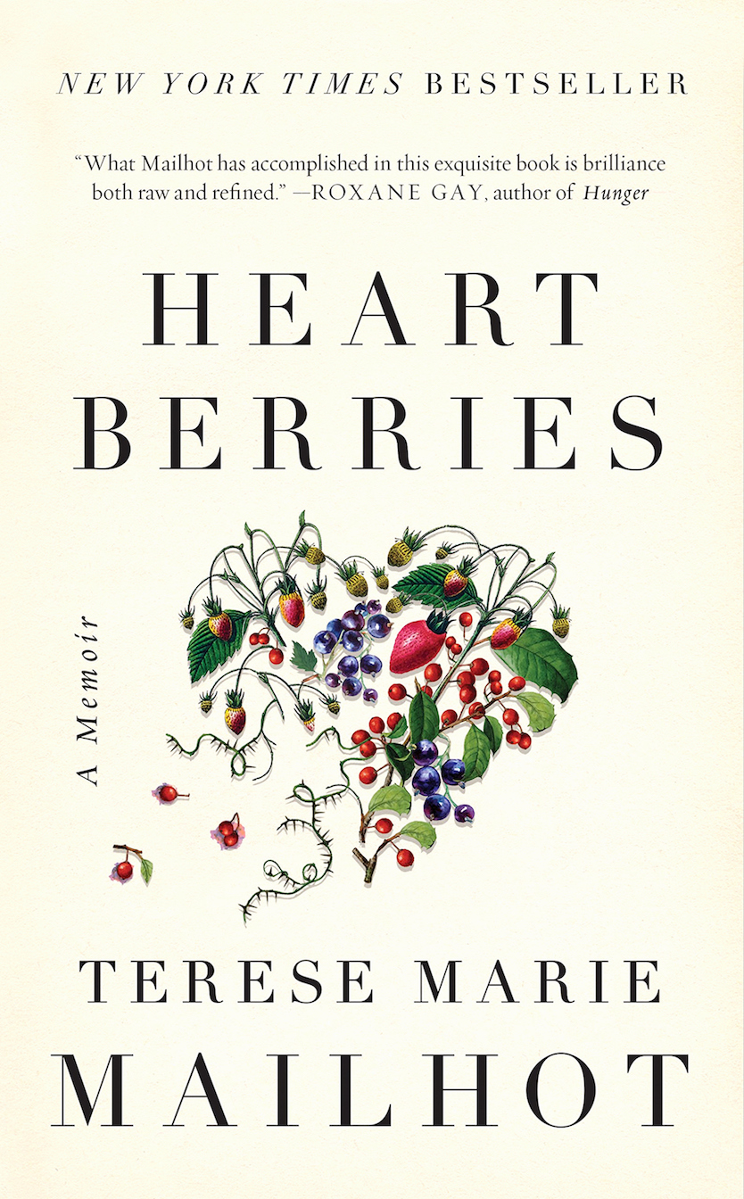 Inspiring Books By Women in 2018 - Heart Berries by Terese Marie Mailhot