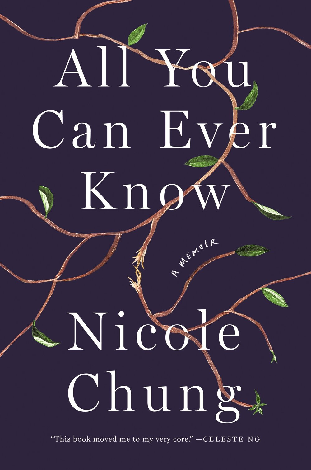 Best Books By Women in 2018 - All You Can Ever Know by Nicole Chung
