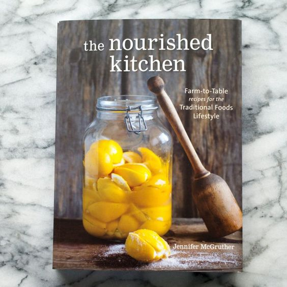 The Nourished Kitchen: Farm-to-Table Recipes for the Traditional Foods  // Sustainable Cookbooks For Holiday Gifting on The Good Trade