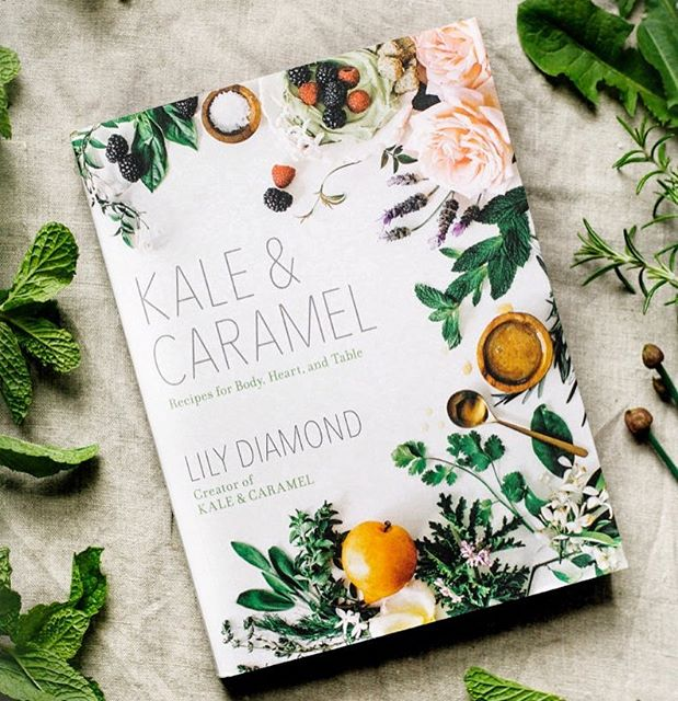 Kale & Caramel: Recipes for Body, Heart, and Table // Sustainable Cookbooks For Holiday Gifting on The Good Trade