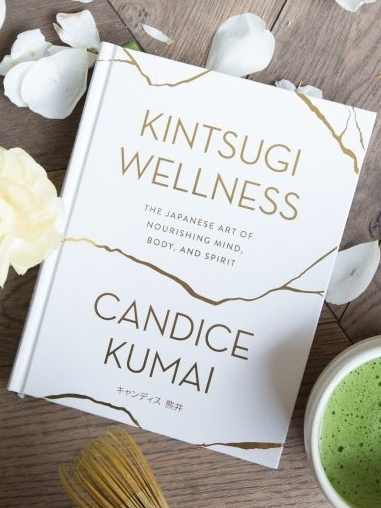 Kintsugi Wellness: The Japanese Art Cooking  // Sustainable Cookbooks For Holiday Gifting on The Good Trade