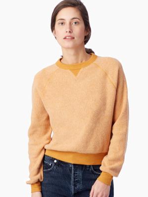 Champ Eco-Teddy Sweatshirt from Alternative Apparel