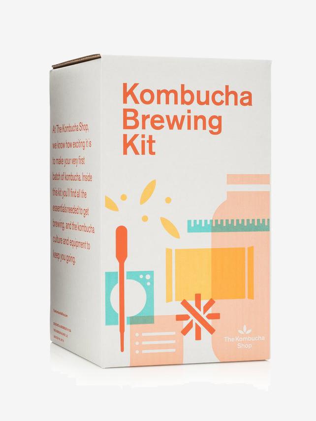 Kombucha Brewing Kit from The Kombucha Shop