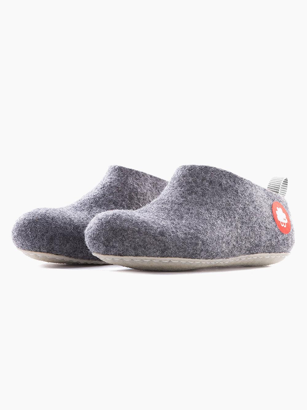 Baabuk Wool Slippers