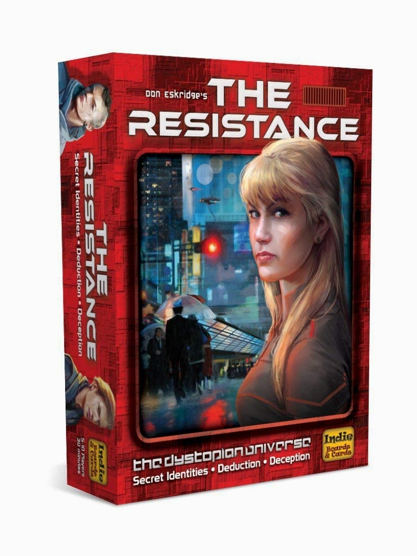 The Resistance - Games That Will Bring Your Family Together