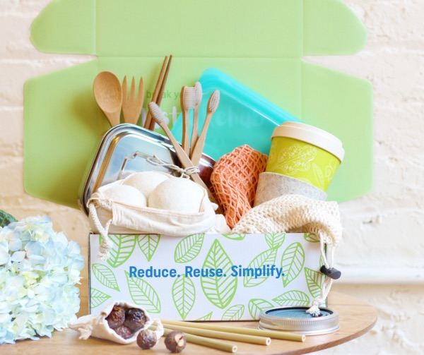 Eco-Friendly Subscription Boxes - GreenUp Box