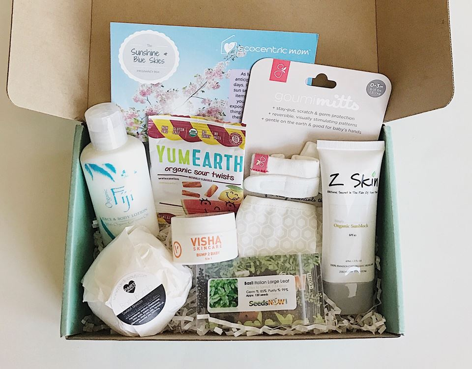 Sustainable Subscription Boxes For Moms - EcoCentric Mom