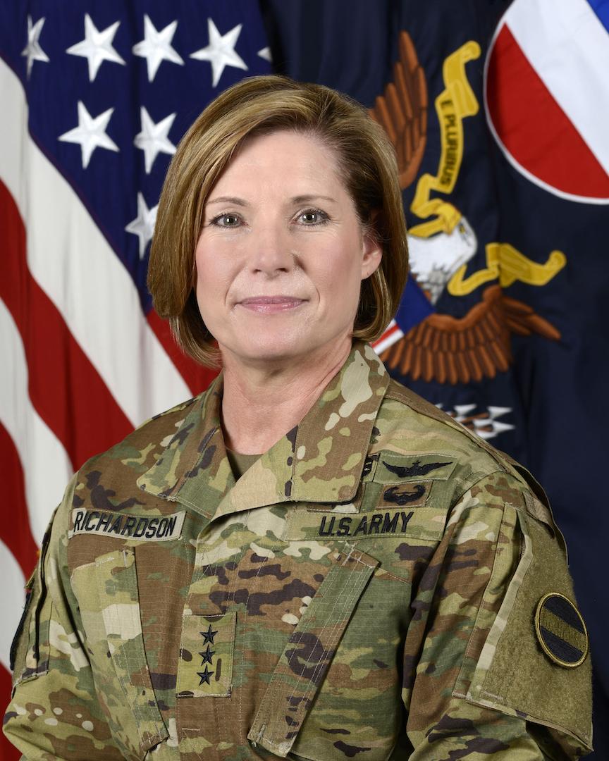 Inspiring Women - Lt. Gen. Laura J. Richardson