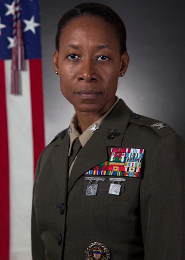 Inspiring Women - Brig. Gen. Lorna Mahlock