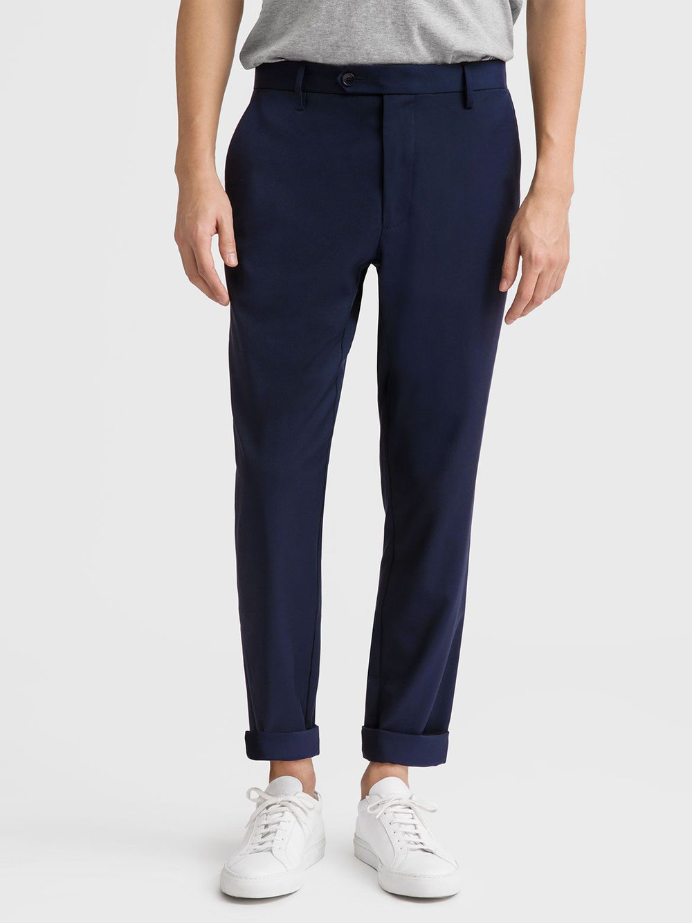 Smart Tailored Pants by Grana | Men's Capsule Wardrobe on The Good Trade