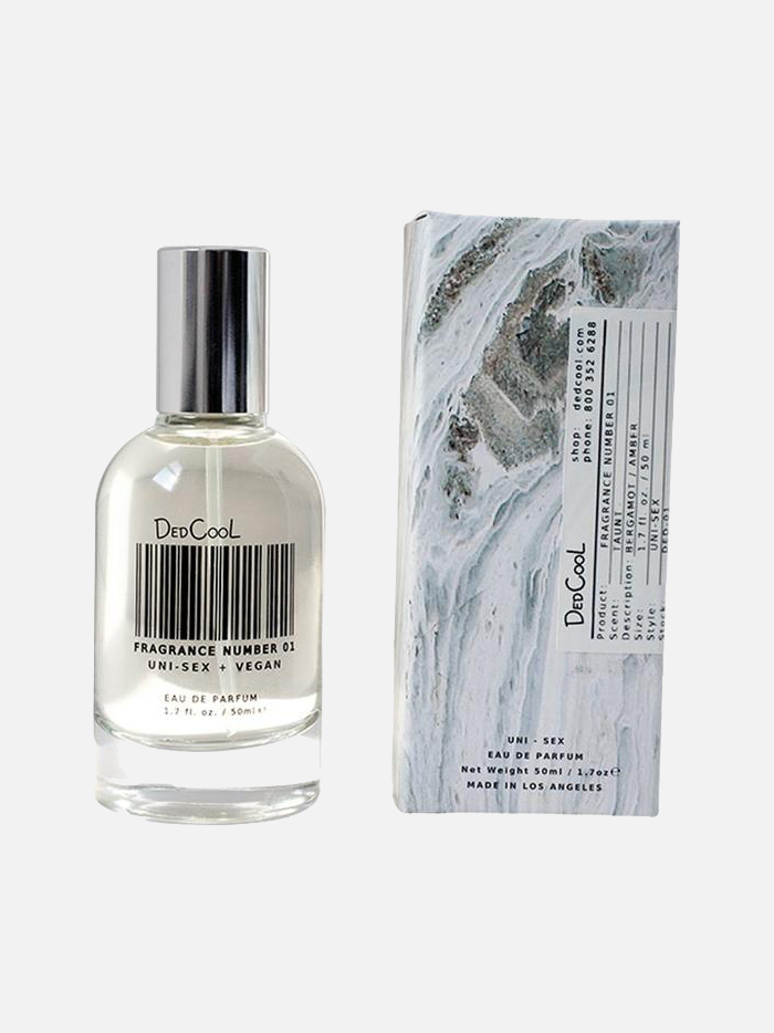 DedCool Fragrance 01 | Credo // Sustainable Valentine's Day Gifts For Men on The Good Trade