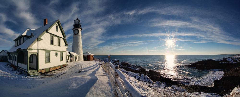 Portland, Maine // Underrated Winter Travel Destinations