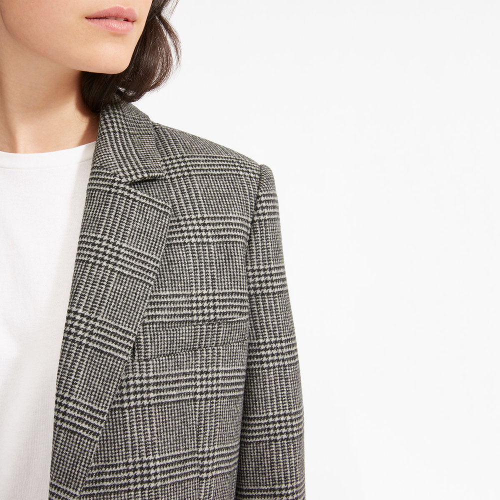 Everlane Blazer // Hollywood Outfit Inspiration - Sorry To Bother You