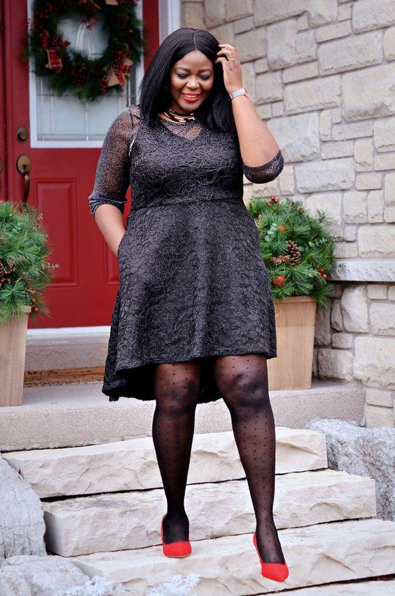 Little Black Dress Date Night Outfit Inspo | Assa Cisse