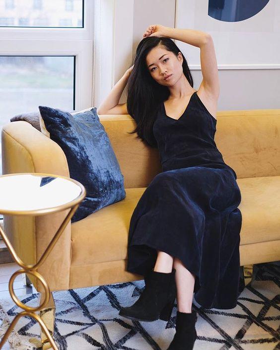Little Black Dress Date Night Outfit Inspo | Kaméa Chayne