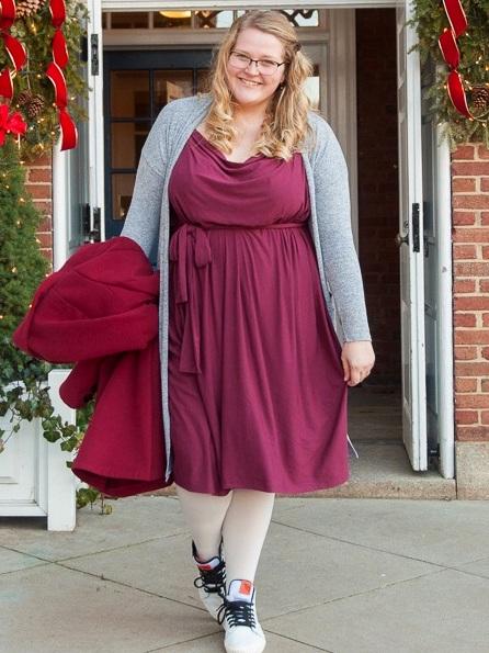 Red Dress Date Night Outfit Inspiration | Sara Wegman