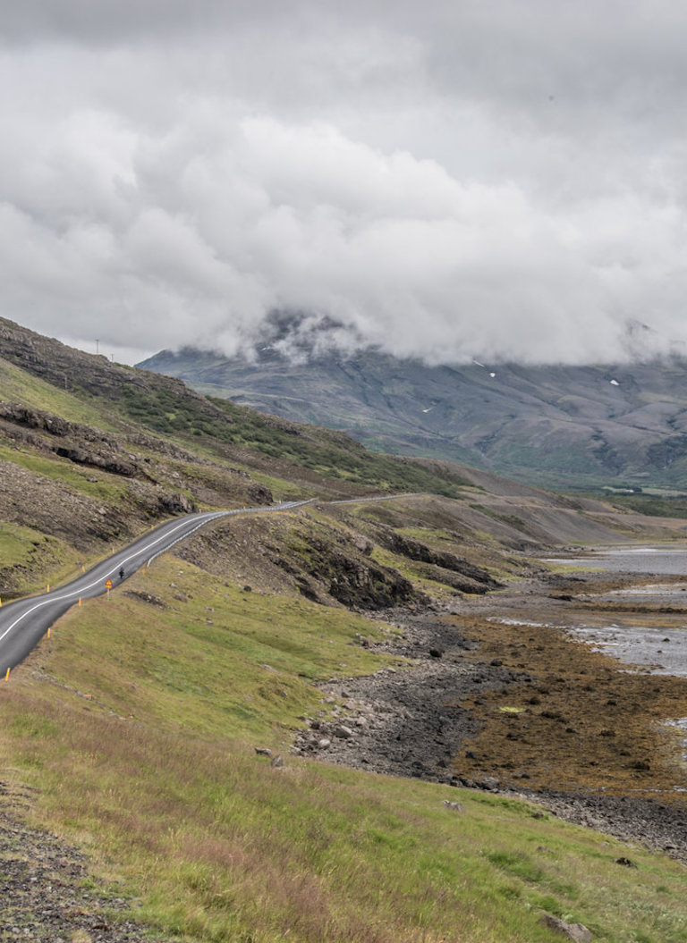 Self-Guided Cycling in Iceland