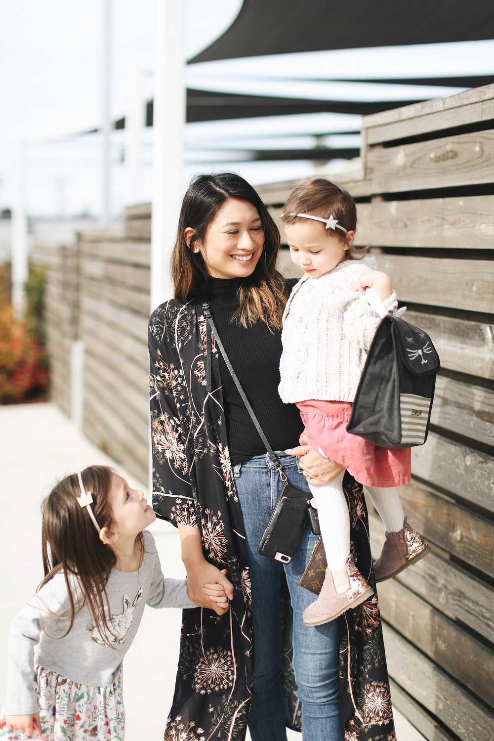 Boden girls dresses | A Week Of Polished & Professional Outfits With Sustainable Lifestyle Blogger Jonilyn Brown on The Good Trade
