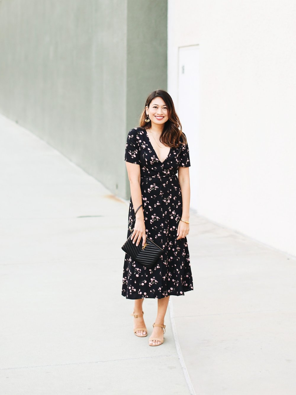 Date night outfit | A Week Of Polished & Professional Outfits With Sustainable Lifestyle Blogger Jonilyn Brown on The Good Trade