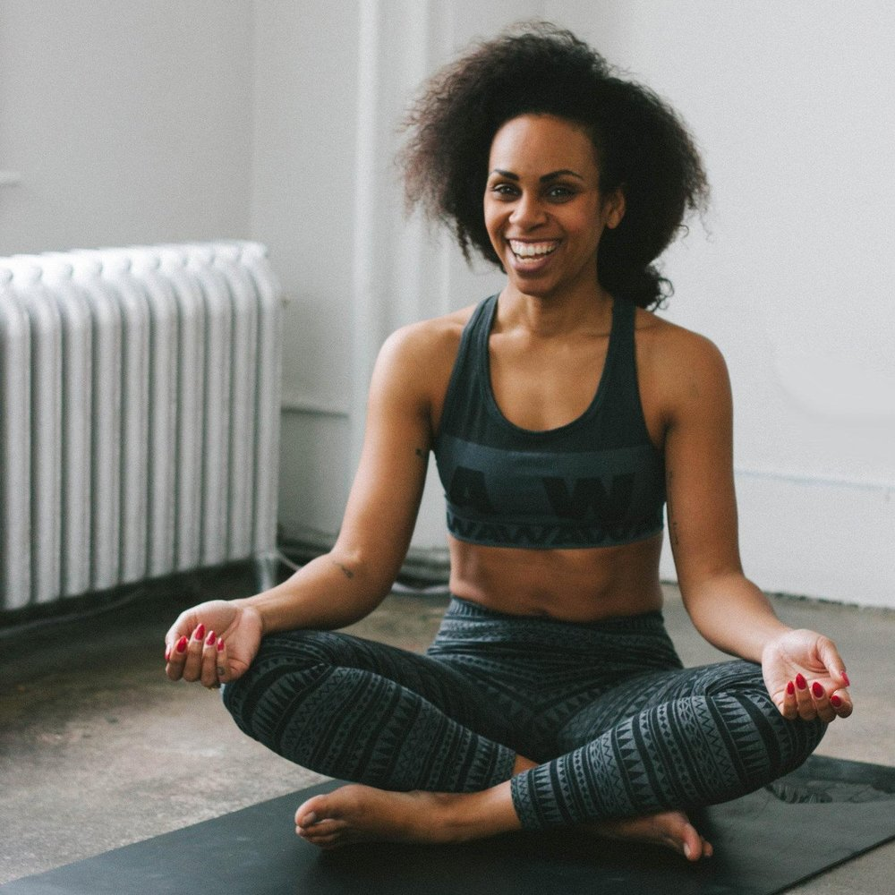 Black Women In Wellness - Rachel Ricketts
