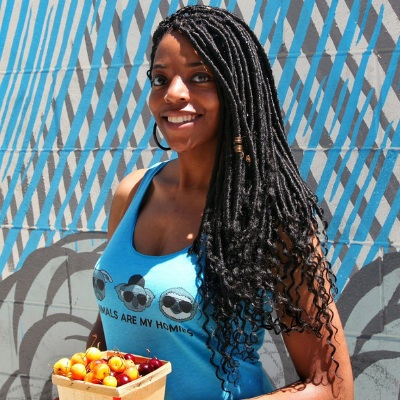 Black Women In Wellness - Stephanie Williams of VeganWhat