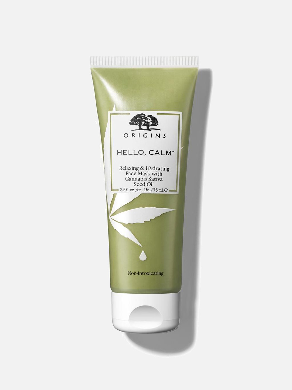 Hemp Based Beauty Products - Origins Hello, Calm™ Face Mask