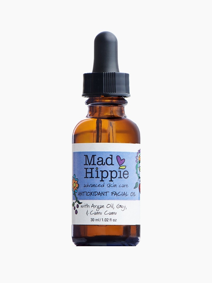Hemp Based Beauty Products - Mad Hippie Antioxidant Facial Oil