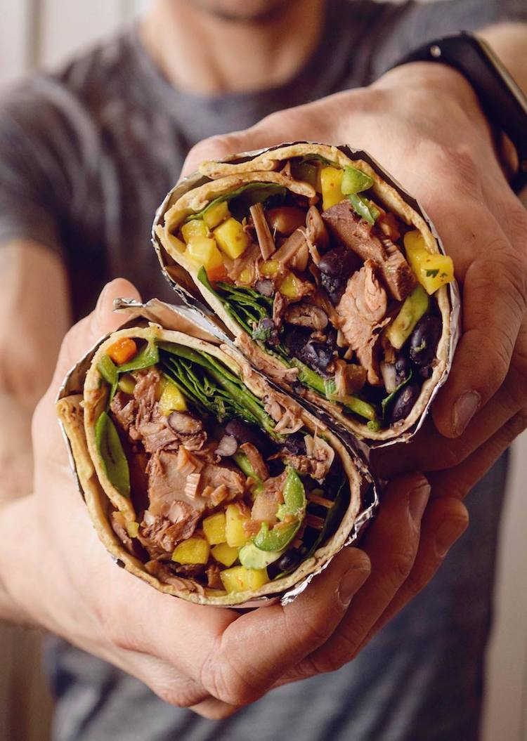Vegan Meat Substitutes - The Jackfruit Company
