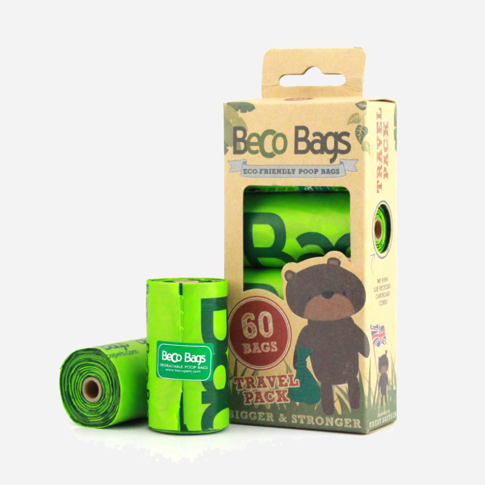 Sustainable Pet Products - Biodegradable Bags From Beco Pets