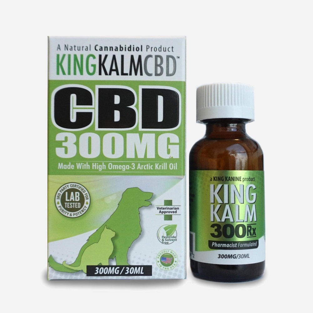 Sustainable Pet Supplies - King Kanine CBD For Dogs & Cats