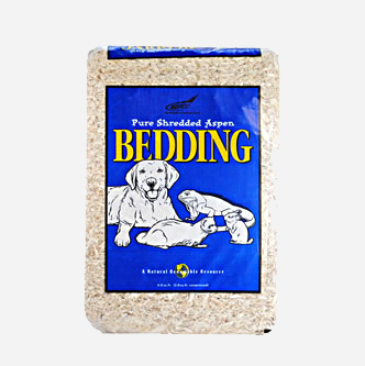 Sustainable Pet Supplies - NEPCO Wood Shavings Bedding