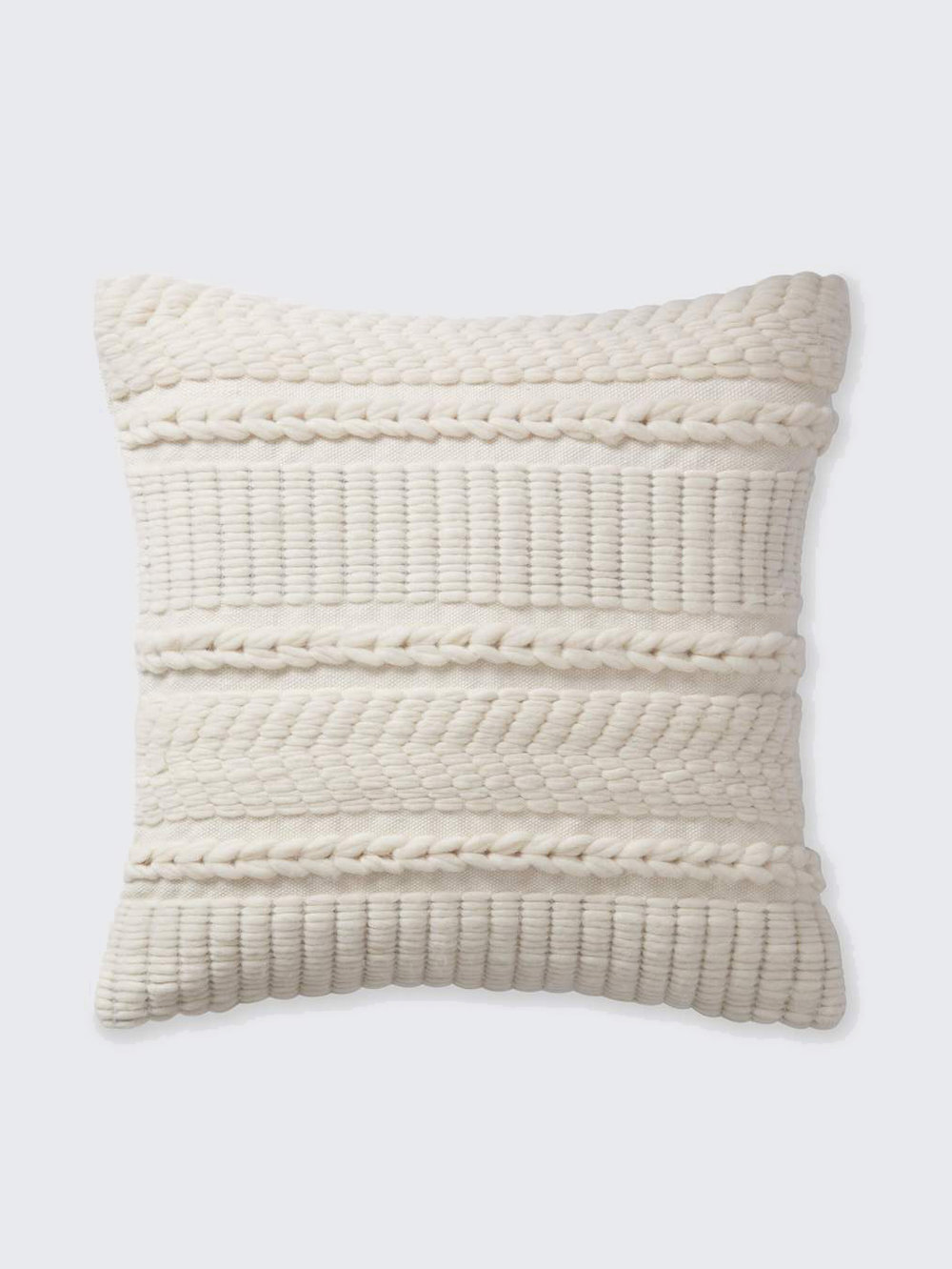 Woven Pillow from The Citizenry