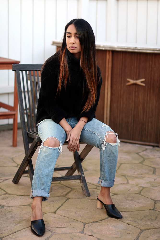 Ethical fashion inspiration // A Week Of Thoughtful & Modern Outfits With Kat Vargas From Finding Katnis on The Good Trade