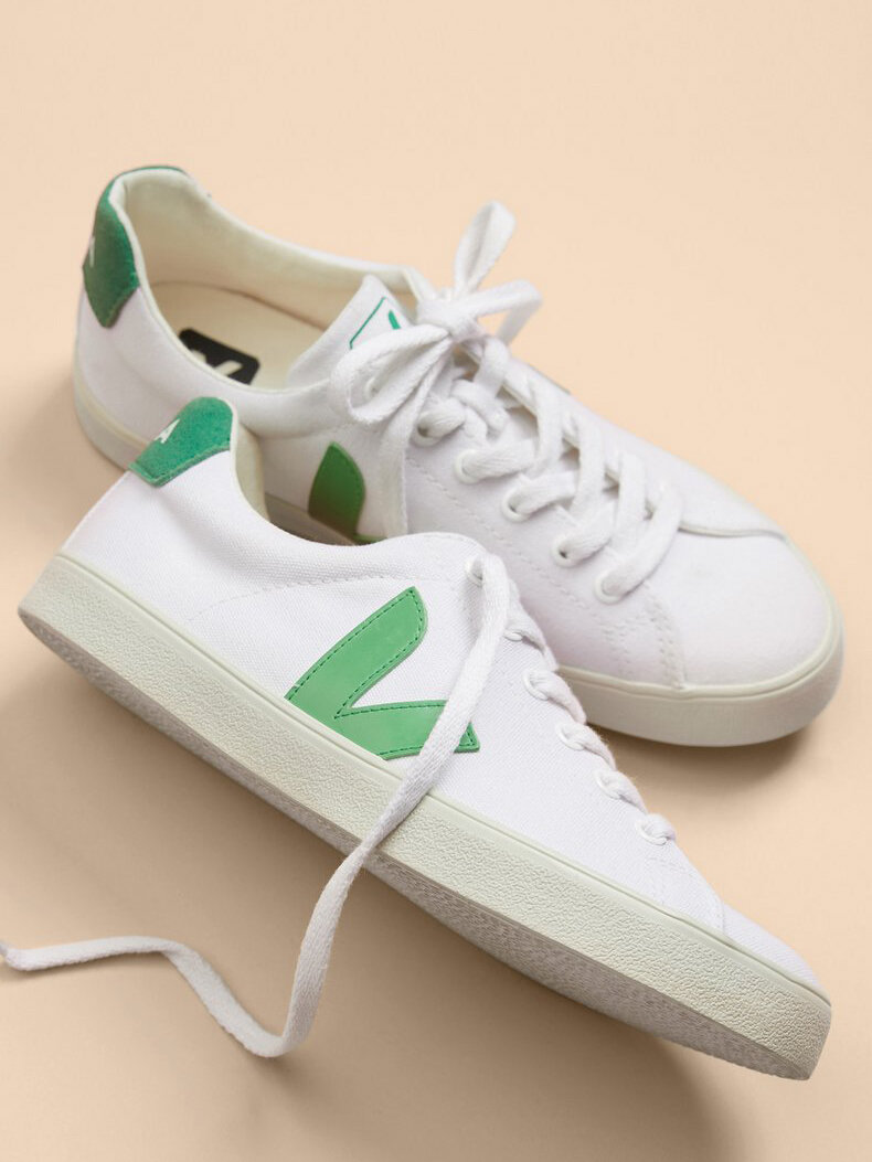 10 Eco-Conscious Vegan Sneakers To Up