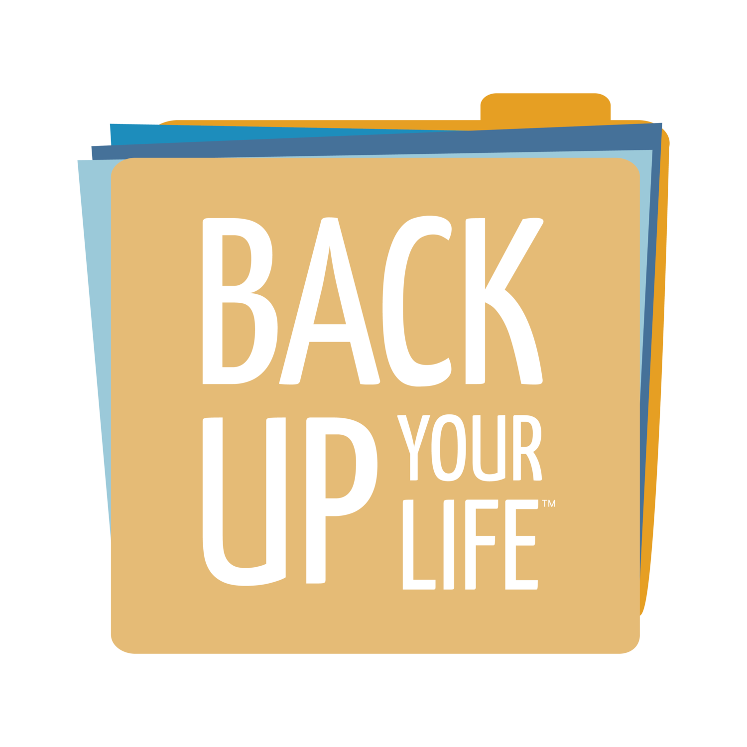 Back Up Your Life