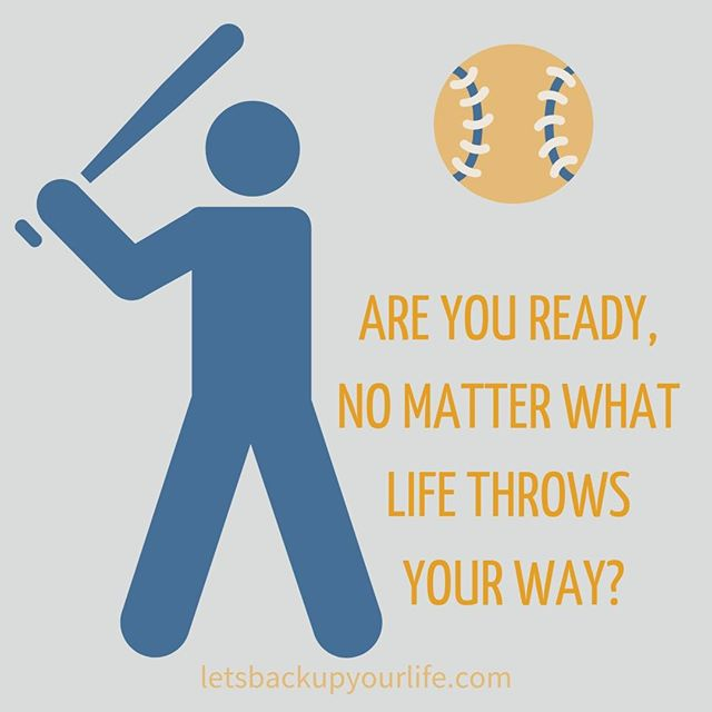 ⚾Are you (and your business) set up for success, and ready for whatever life might throw your way? . If life throws you a curveball, can you catch it with grace, or will you be hit in the face? . If you're not, we'd love to see you @annetteadamska 's session at the NAPO 2019 Conference in Fort Worth, TX. . Back Up Your Business: Is it Ready for Anything? . Session number 2-4, on Friday, April 5th at 1:30pm. . We promise actionable steps, and leaving the room with some implementation already completed! . Bring your 💻or📱for our Implementation time. . Link for more session information in bio. . #napo #napo2019 #fortworth #tx #educationisbiggerintexas #educationisbiggerintx #conference #presentation #professionalorganizer #professionalorganizers #productivity #organizing #productivityconsultant #smallbusiness #conferencepresenter #naponc #education #lifelonglearner
