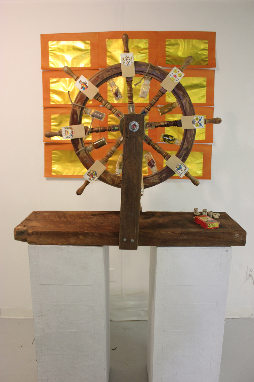 """Fortune Wheel"""