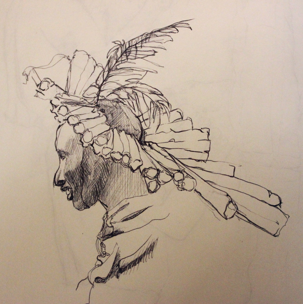 """Headdress"""