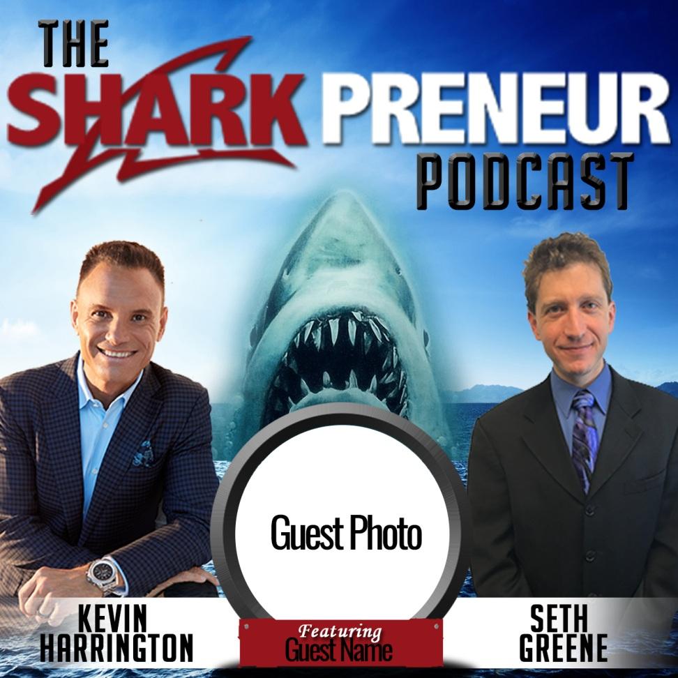 SharkPreneur+podcast