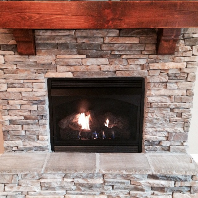 It's cold outside but we are heating it up at Fahrlander homes.  #insulusa