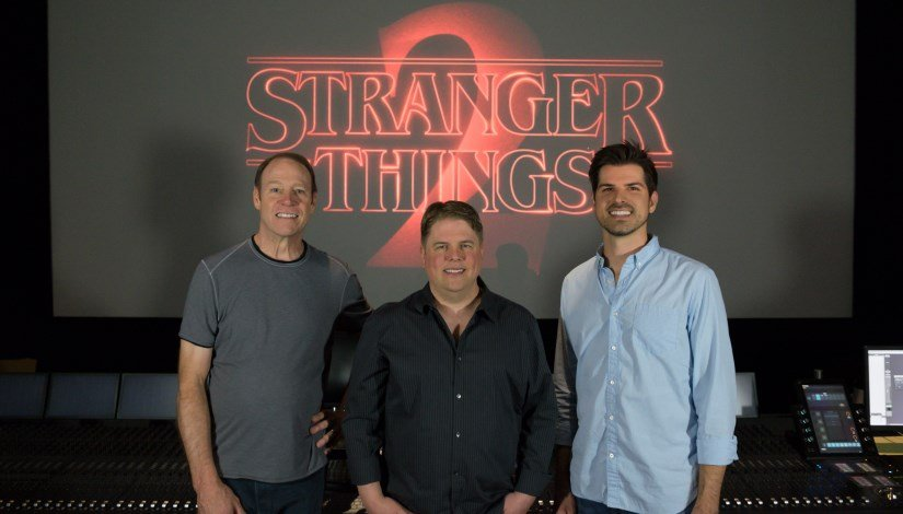 Great interview with the  Strangers Things 2  sound team on the   A Sound Effect   Blog. Good insights into what plug ins they were using for some of the 'Mind Flayer' sound.
