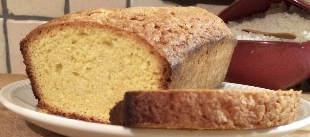 Freshly baked cake….delicious