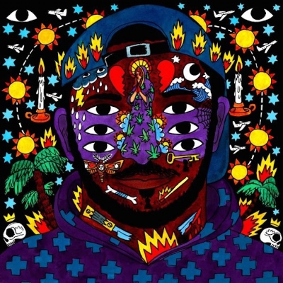 The debut album of Soundcloud superstar won him the Polaris prize, an award for the best work by a Canadian artist in a year. The album is a slew of genres focused on complex rhythms and a colorful sound.