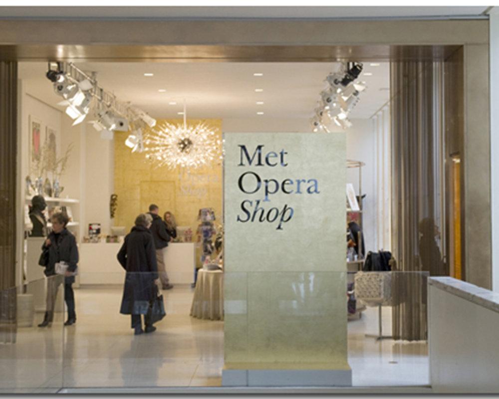 Metropolitan Opera Shop