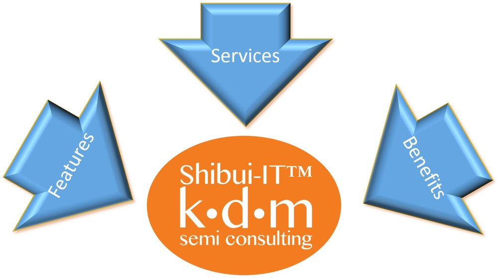 Disclaimer: Shibui-IT™ is not an enterprise resource planning (ERP) tool, but an intelligent Sales Planning and Reporting tool.