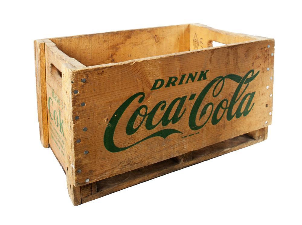 Coca-Cola Crate