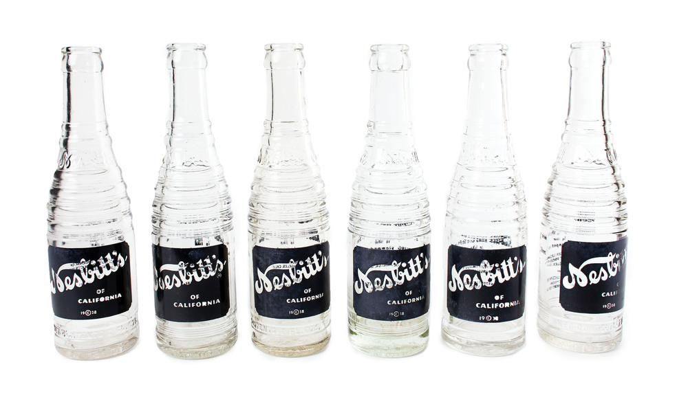 Nesbitt pop bottles