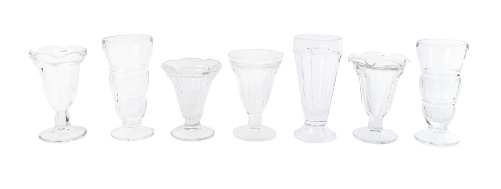 Sundae glasses